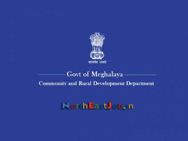 Meghalaya-Community-and-Rural-Development-Department-Jobs-2019