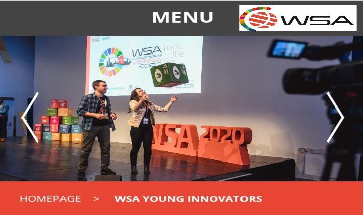 Neman Taimako: An buɗe shafin taimako na WSA Young Innovators Award ga ɗan kasuwa, kamfani, ƙungiyar ɗalibai ko ƙungiyar gamayyar ɗalibai