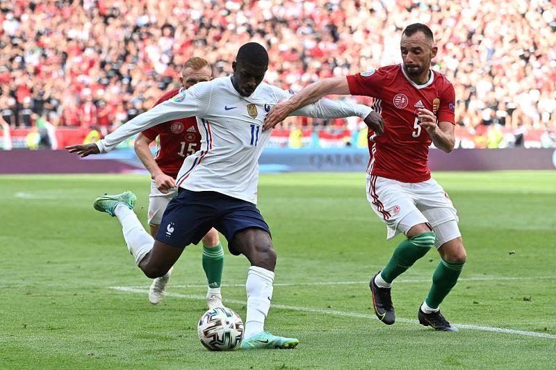 المجر 1-1 فرنسا