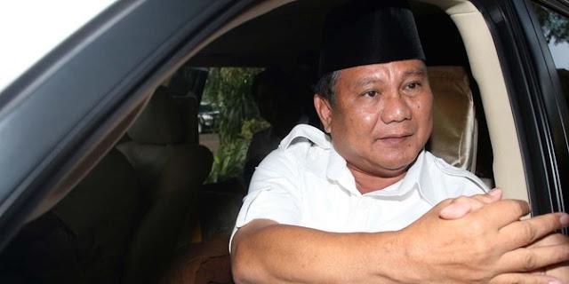 Prabowo mengaku perlu sosok seperti Jenderal Gatot