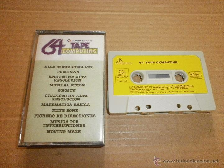 64 Tape Computing #02 (02)