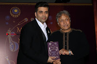 Karan Johar Release The Book Master On Masters By Ustad Amjad Ali Khan  0097.JPG