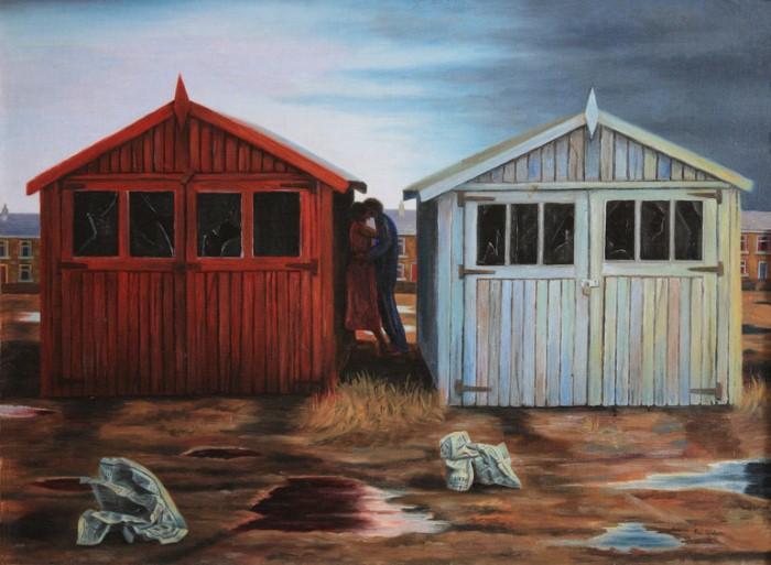 Талантливый британский художник. Paul Wilson 9