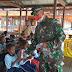 Korem 172/Pwy Serahkan Bantuan Perlengkapan Sekolah Dasar YPK kepada 110 Siswa di Sentani