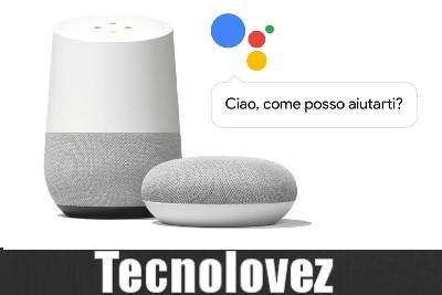 Google Home e Assistente Google -  Modalità Interprete nuova funzionalità che permette di tradurre in tempo reale qualsiasi lingua