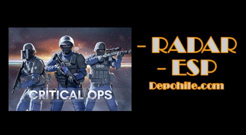 Critical Ops 1.17.0.f1138 Lib Radar, ESP Hilesi Rootsuz 2020