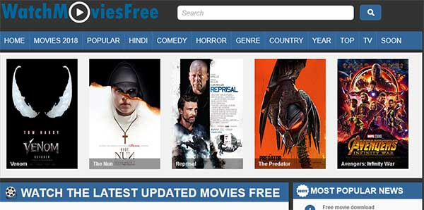WatchMoviesFree: 18 Sites like FMovies | Best Fmovies Alternatives to Watch Movies for Free: eAskme