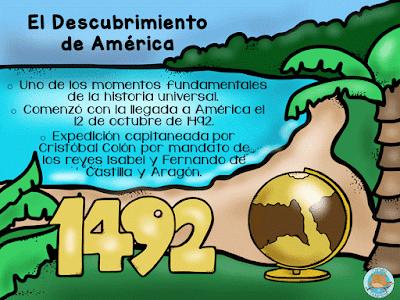 DESCUBRIMIENTO DE AMERICA...