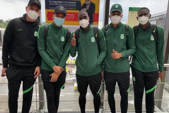 Con novedades: Estos son los convocados de Atlético Nacional para su visita a Argentinos Juniors, por la Copa Libertadores