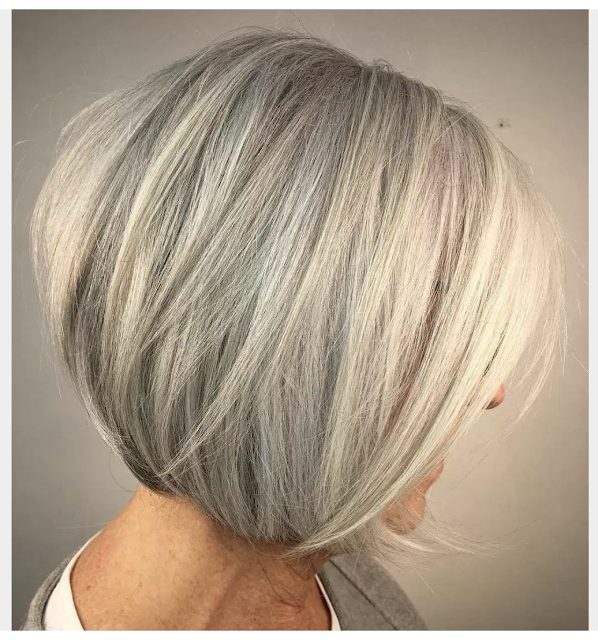hairstyles for older women over 60