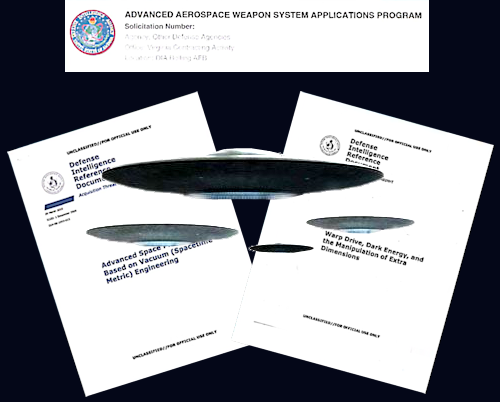 Documents Prove Secret UFO Study