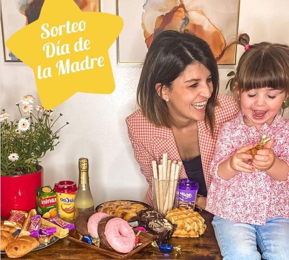 Sorteo Día de la Madre en Instagram
