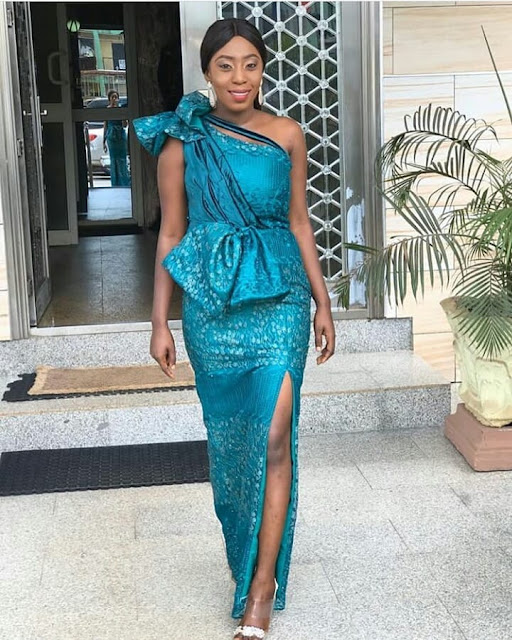 2020 Latest Asoebi Styles for Events