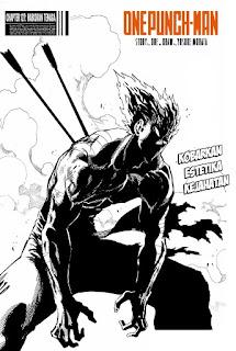 Update! Baca Manga One Punch Man Chapter 127 Full Sub Indo