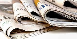 As manchetes dos jornais nesta segunda-feira, 1º de Junho 2020