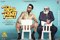 Pagalpanti First Look Poster 7