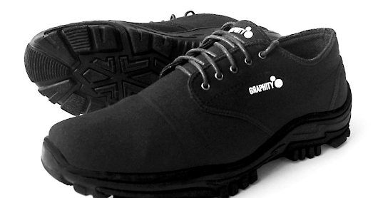 Graphity Footwear Rally - Hitam