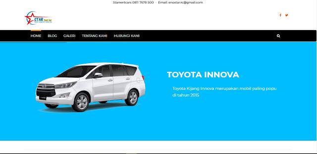 Rental Mobil Pekanbaru Star Rentcar Pekanbaru
