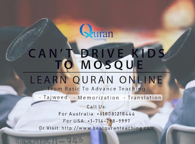 learn holy quran