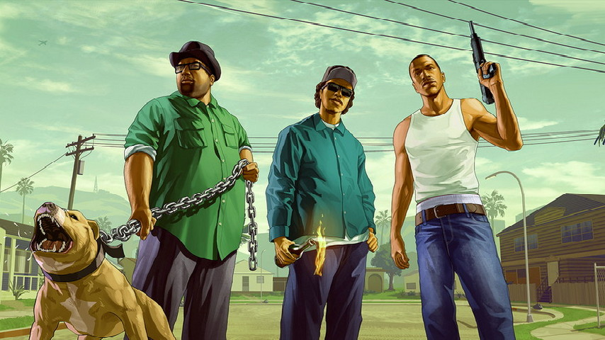 Cheat GTA San Andreas PC dan Laptop (LENGKAP)