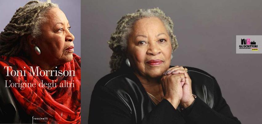 Recensione: L'origine degli altri, di Toni Morrison