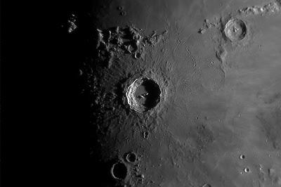 """Lluna, cràter """"Copernicus"""""""