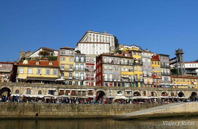 Cais de Ribeira, Oporto