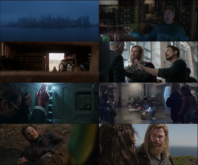 Avengers: Endgame 2019 Dual Audio ORG 1080p BluRay