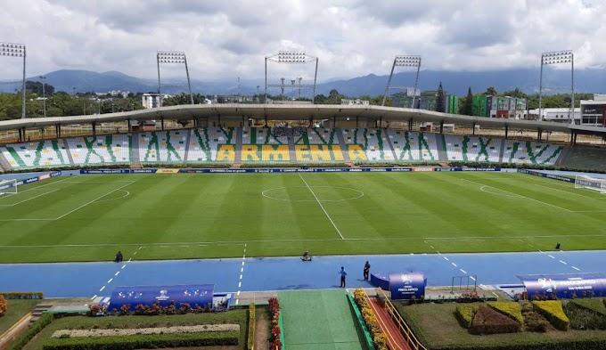 Oficial: Juego entre DEPORTES TOLIMA y Atlético Nacional, por la Copa BetPlay 2020, se jugará en Armenia