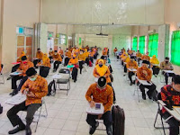 63 Guru PAI Ikuti Seleksi Beasiswa S2 dan S3 Di Unwahas