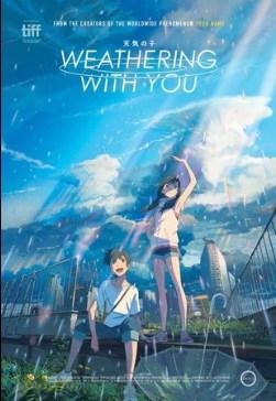 Film Weathering With You Menghasilkan 154 Juta Yuan dalam 3 Hari Pertama di Tiongkok