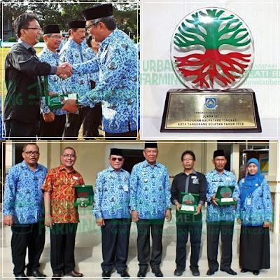 Kalpataru Tingkat Kota Tangerang Selatan