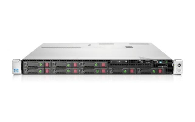 HP DL360p G8