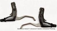 Brake Lever Shimano BL-M590 Deore V-Brake /  Mekanik