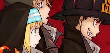Fire Brigade of Flames Manga