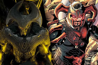 Steppenwolf di Film Justice League