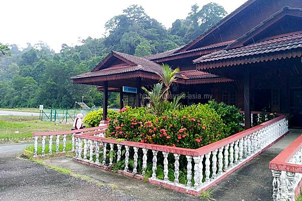 Airport at Pulau Pangkor Island