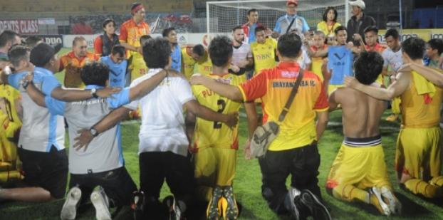 AGEN BOLA - PT LIB Belum Umumkan Bhayangkara FC Jadi Juara Liga 1