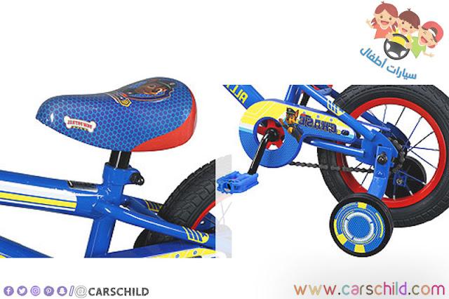 اطفال دراجات هوائية