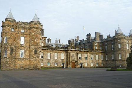 Holyrood Palace, Edinburgh
