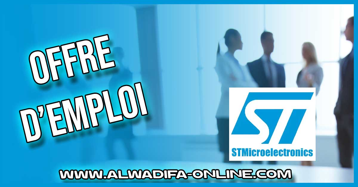 Offres Emploi STMicroelectronics