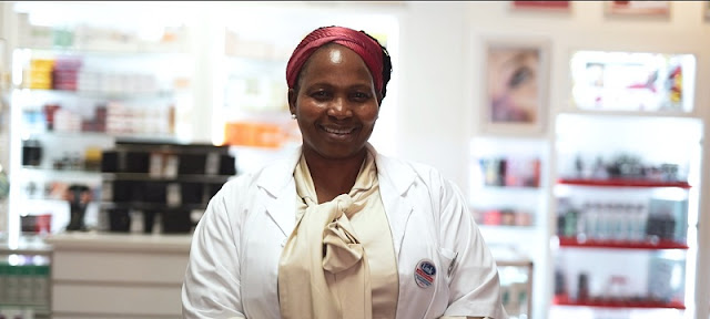 #SponsorsOfBrave 6th Nominee Pharmacist Nontutuzelo Sibango #AdcockIngramOTC
