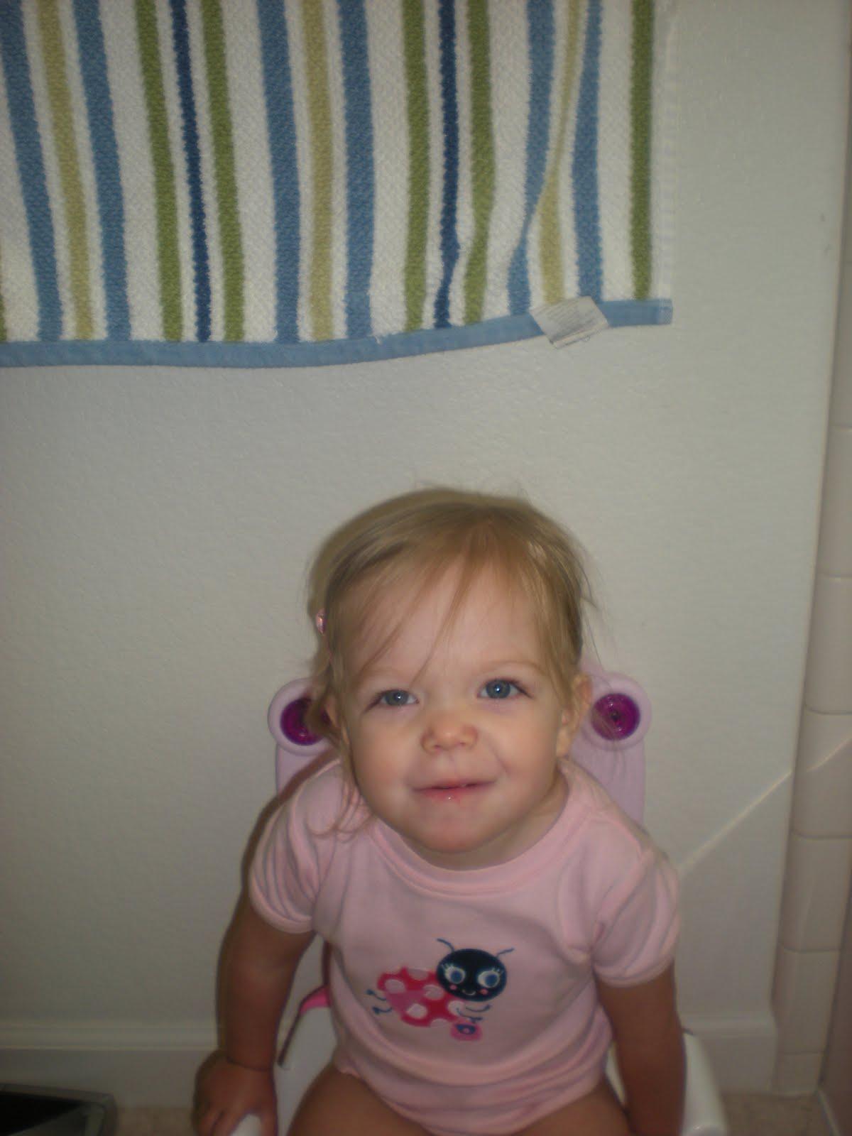 little girl potty outdide images - usseek.com