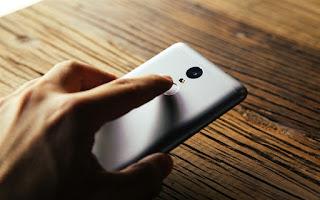 Fingerprint Scanner Smartphone Features