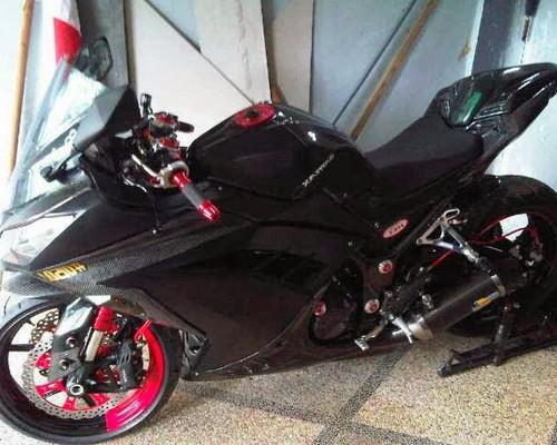 Daftar Harga Motor Kawasaki Ninja Bekas Terbaru, Review Spesifikasi Kelebihan dan Kelemahan