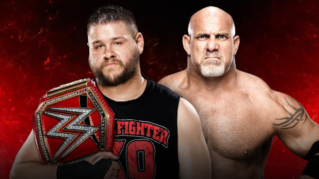 Goldberg Vs Kevin Owens