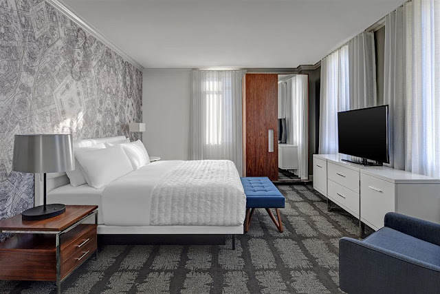 Book your luxury escape at Le Méridien Indianapolis. This chic hotel is your backdrop for exploring Indianapolis in style.