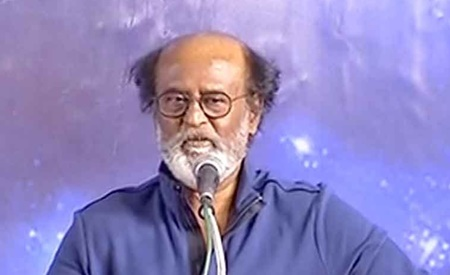 Fans should be ready to face the WAR: Rajinikanth