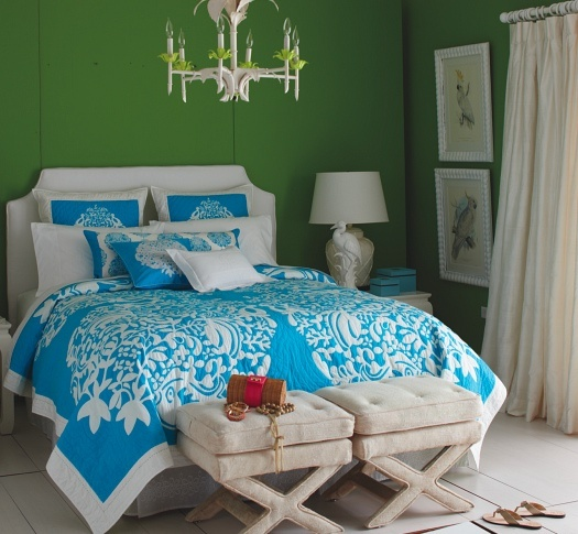 Eye For Design: Lilly Pulitzer Style Interiors..... Palm
