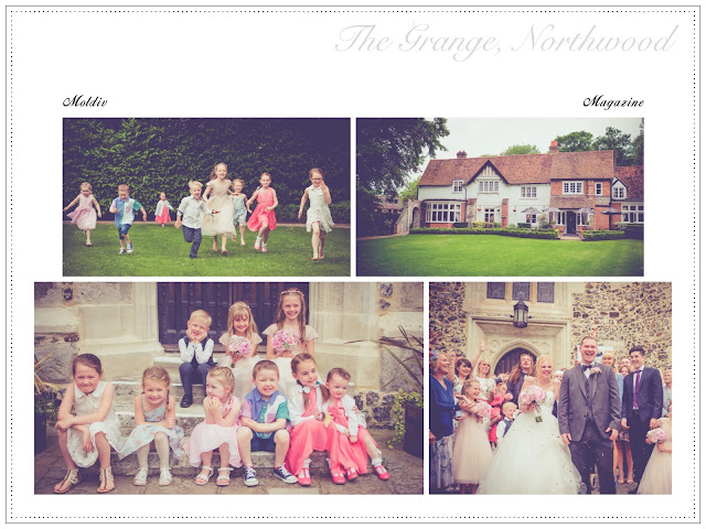 The Grange Wedding